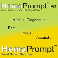 Hemaprompt medical diagnostic testing made easy